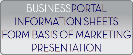 Use BusinessPortal-NL as the basis of the marketing presentations